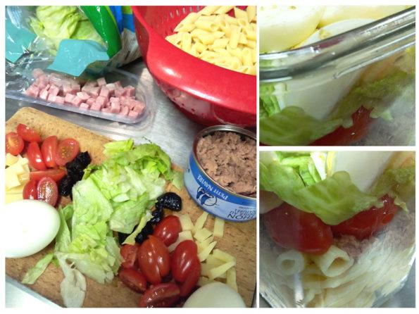 grosse salade