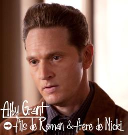 Alby Grant