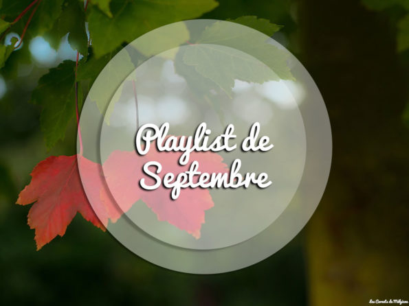 playlist septembre 2017