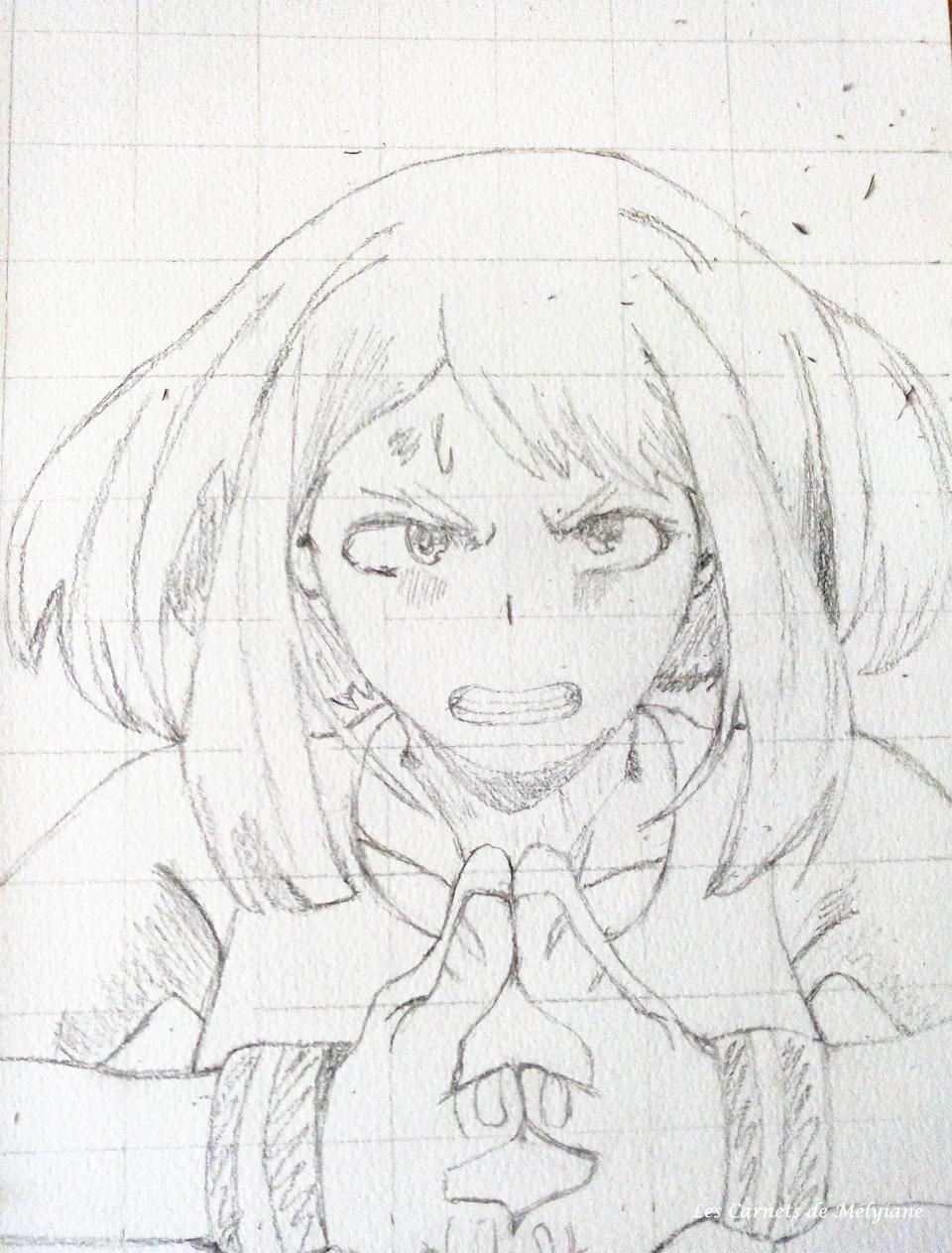 Dessiner Des Personnages De Manga Quand On Est Pas Une Pro Les Carnets De Melyiane