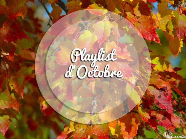 playlist octobre 2017