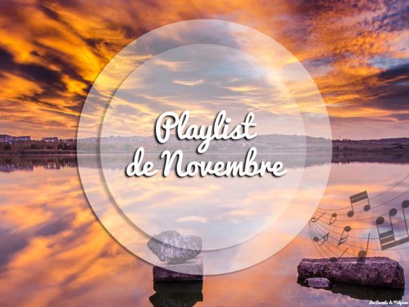 playlist novembre 2017
