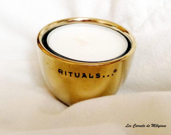 semaine 1 - Rituals