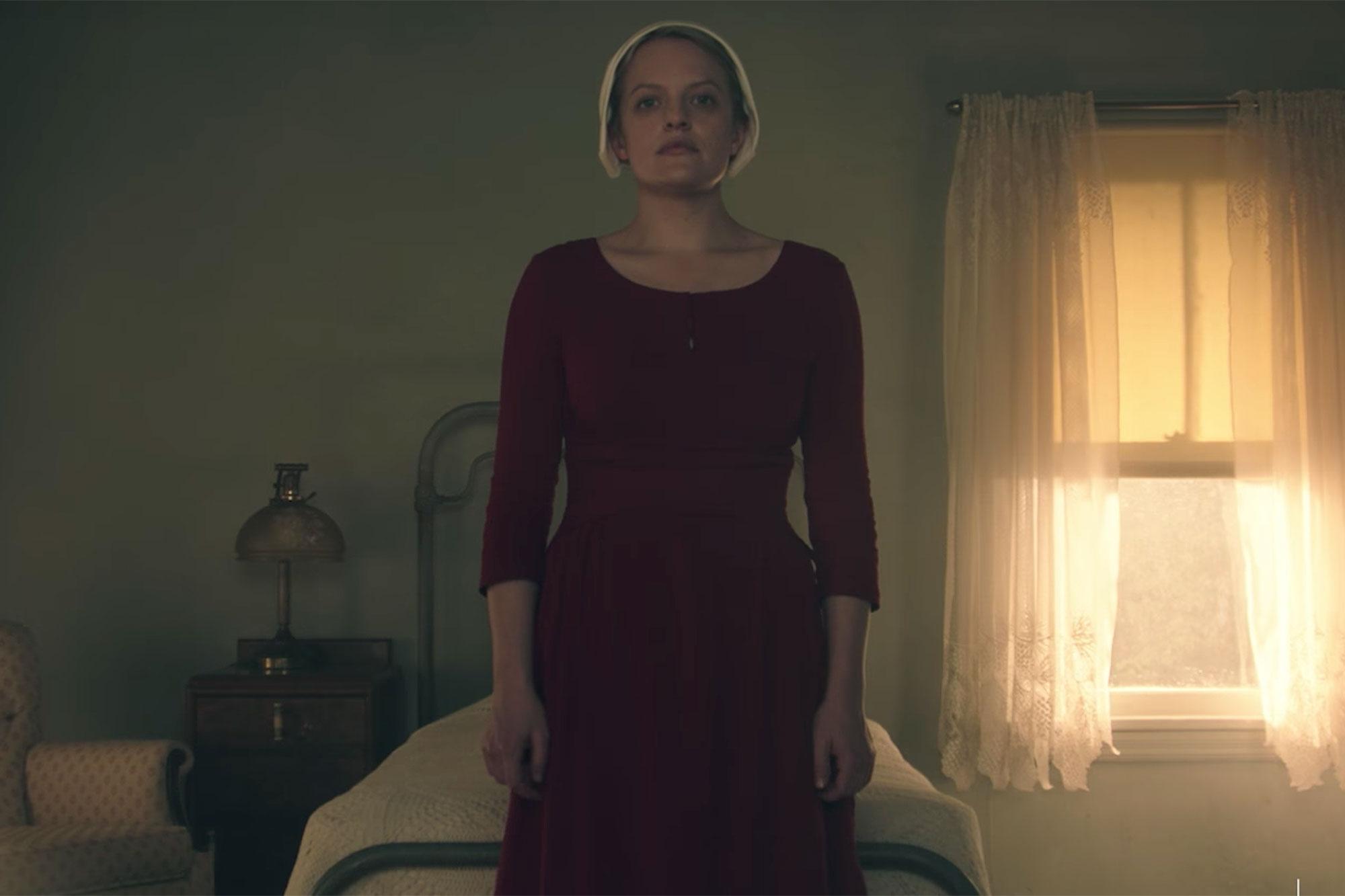 HandmaidS Tale Trailer Deutsch